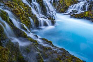Sapphire Falls