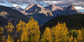 Needles Range Autumn