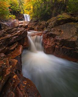 Douglas Falls Autumn