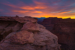 Canyon Dawn