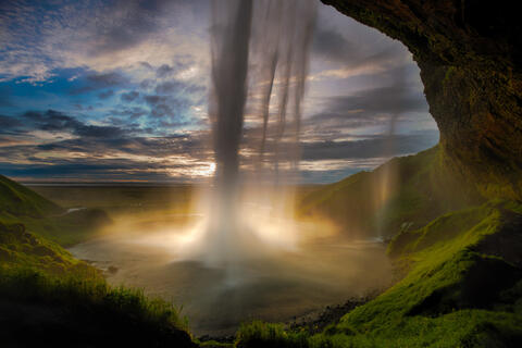 Iceland's Midnight Sun Photography Tour
