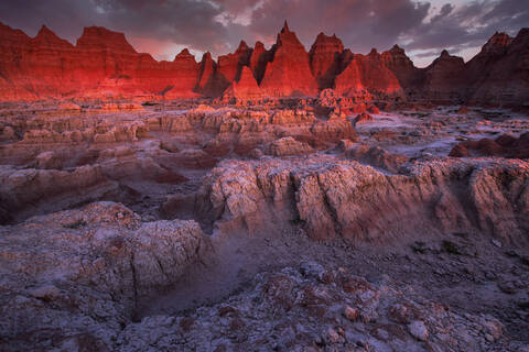 Into the Badlands Photography Workshop - May 21-25, 2021 - Sold Out