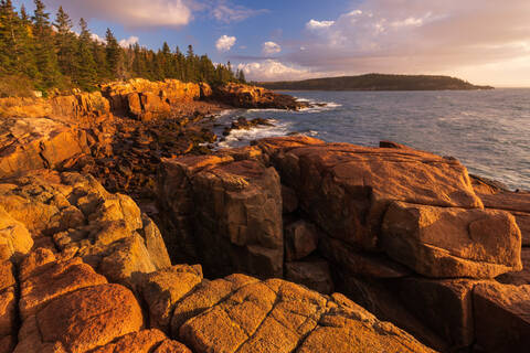 Acadia National Park Photography Workshop - October 8-12, 2021 - 2 Spots Open