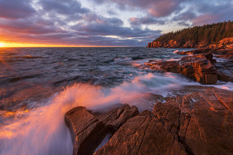 Acadia National Park Fine Art Photography Collection