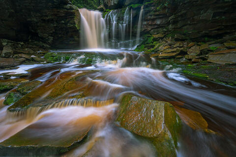 West Virginia Waterfalls & Vistas Workshop - June 4 - 7, 2021 - 2 Spots Open
