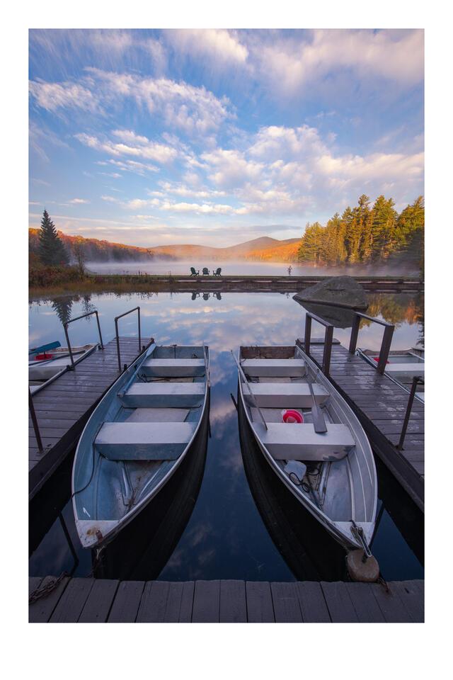 Noyes Pond Sunrise