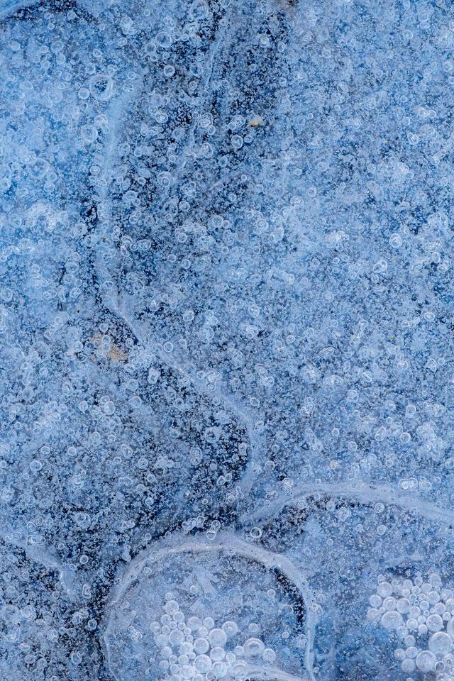 Frozen Nebula
